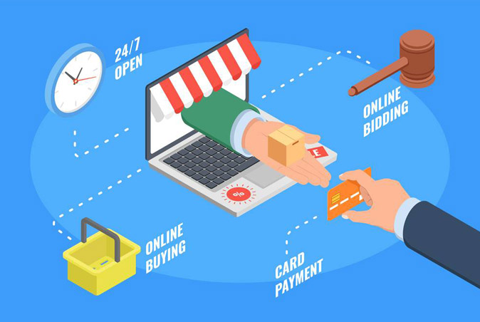 Benefits of ecommerce website development Adox Global